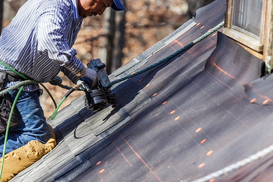 Services Provided By a Calgary Roofing Company
