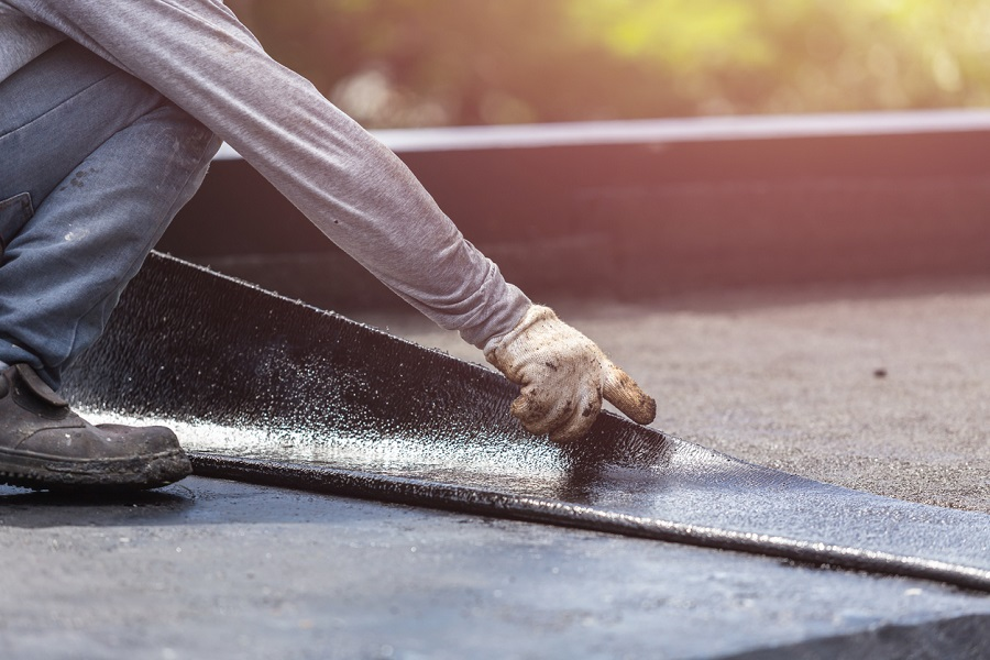 What is Flat Roofing?