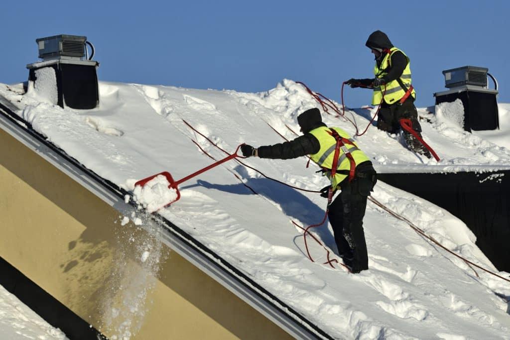 Calgary roofer