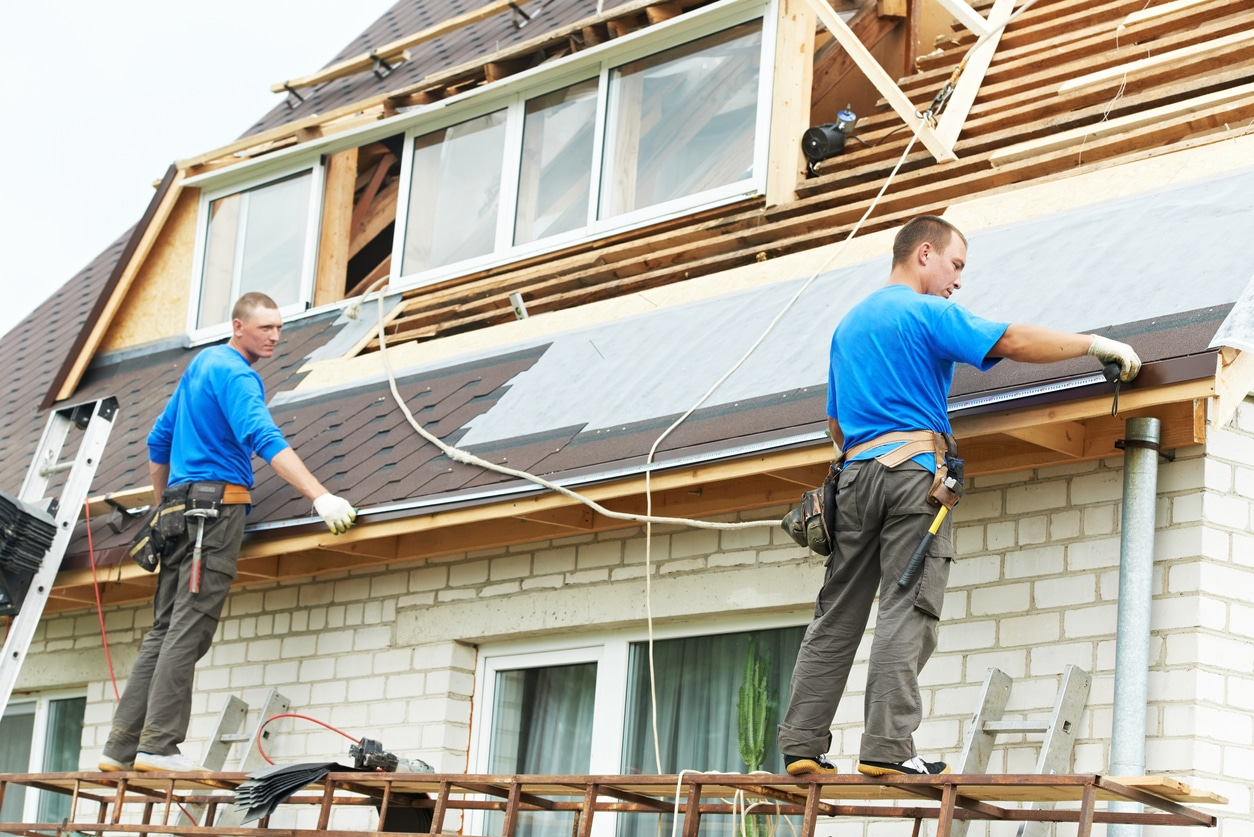 Average Cost For Roof Repairs In Calgary