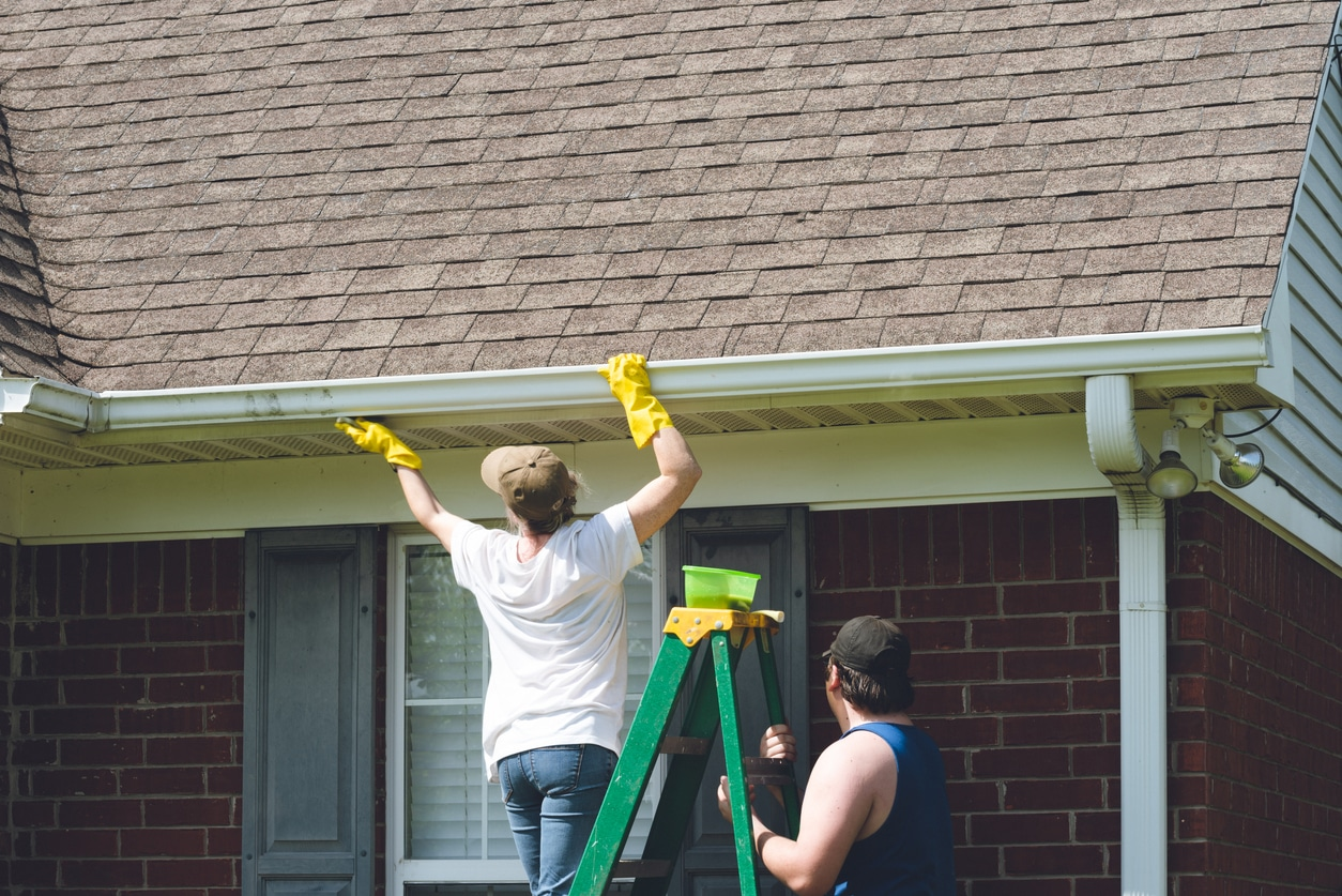 The Cost For Gutter Repairs In Calgary