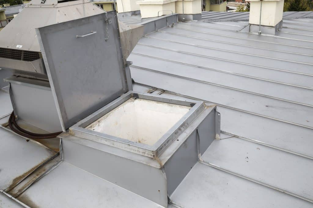 roof exit