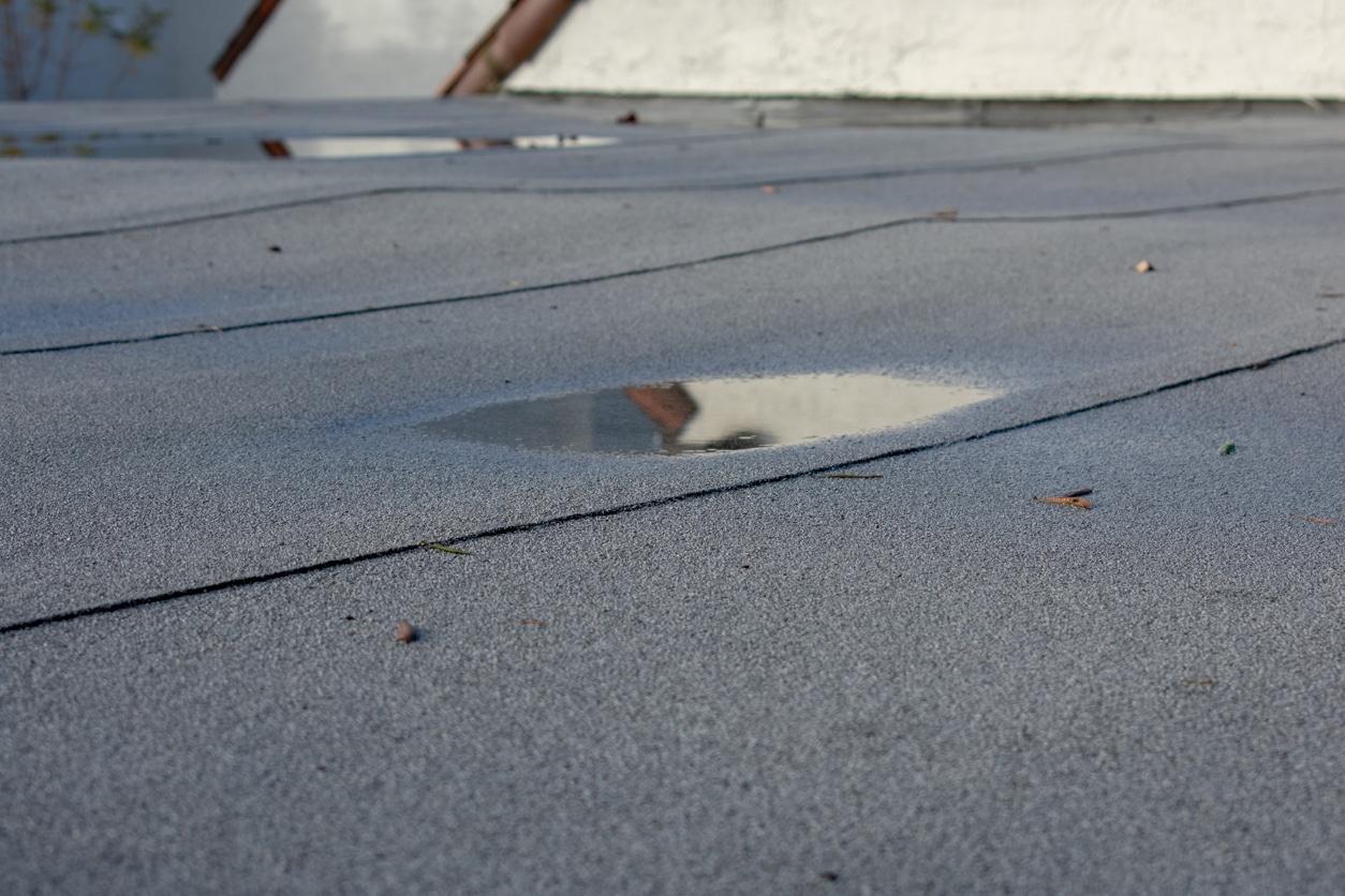 Flat Roof Repair Costs in Calgary
