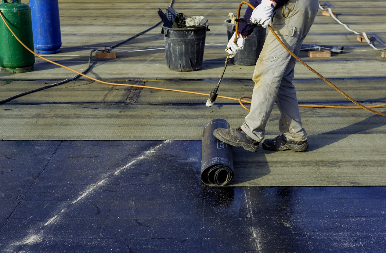 Steps To Building A Flat Roof