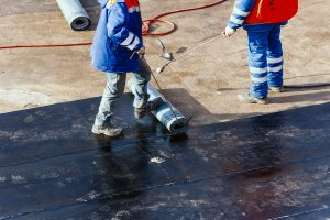 waterproofing foundation flat roof repair